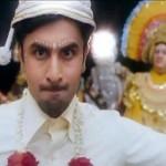 Actor Ranbir Kapoor as Barfi in the movie Barfi!