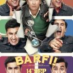 Barfi! alternative movie poster