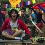 Priyanka as Jhilmil and Ranbir as Barfi in the movie Barfi!