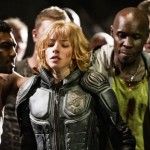 Olivia Thirlby in the movie Dredd 3D