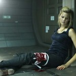 Maggie Grace in Lockout