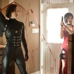 Milla Jovovich and Bingbing Li in Resident Evil: Retribution