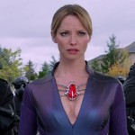 Sienna Guillory in Resident Evil: Retribution