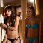 Of course there's lots of bikinis in Shark Night 3D