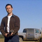 Little man with the big gun. Joseph Gordon-Levitt in Looper