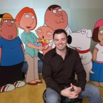 Ted director Seth McFarlane who created the show Family Guy as well as others like American Dad