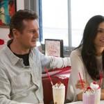 Taken 2: Kim orders a strawberry milkshake for her bf. Really!!!