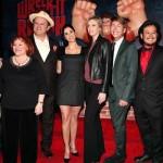 The voices of Wreck-It Ralph: Actors Edie McClurg, John C. Reilly, Sarah Silverman, Jane Lynch, Jack McBrayer and Raymond S. Persi