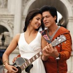 Katrina and Shah Rukh Khan in Jab Tak Hai Jaan