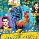 Luv Shuv Tey Chiken Khurana movie poster