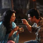 Actors Huma Qureshi and Kunal Kapoor in Luv Shuv Tey Chicken Khurana