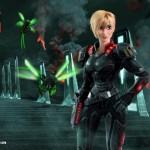 Calhoun voiced by Jane Lynch
