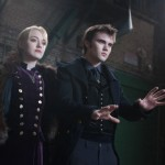 Dakota Fanning and Cameron Bright in Twilight: Breaking Dawn Part 2