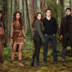 The gang assembles in Twilight: Breaking Dawn Part 2