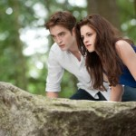 Robert Pattinson and Kristen Stewart on the hunt in Twilight: Breaking Dawn Part 2