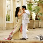 Song and dance montage with Katrina Kaif and Sharukh Khan in Jab Tak Hai Jaan