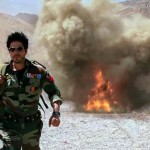 Shah Rukh Khan as Samar Anand in Jab Tak Hai Jaan