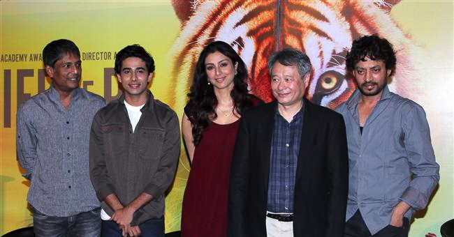 life of pi visually it s nice as a story it sort of ForLife Of Pi Cast