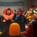 Bad guys anonymous meeting from Wreck-It Ralph