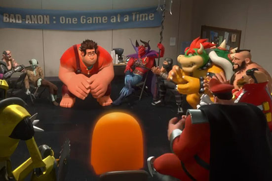 bad guys anon wreck-it ralph