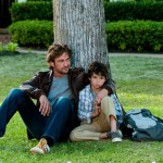 George Dryer and his son in Playing For Keeps