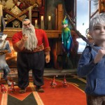 Sandman, North (Santa), Toothfairy, Easter Bunny and Jack Frost in Rise of the Guardians