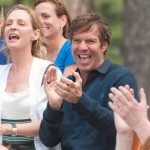 Uma Thurman and Dennis Quaid in the movie Playing For Keeps