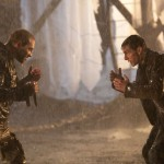 Tom Cruise was extra competitive in the fight scenes on set in Jack Reacher