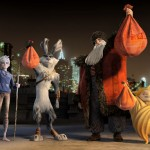 Collecting little boys' teeth in the movie Rise of the Guardians