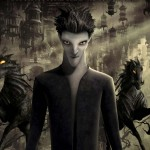 Pitch Black aka the Boogieman played by Jude Law in Rise of the Guardians