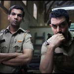 Raj Kumar Yadav and Aamir Khan in Talaash