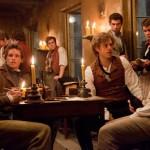 The revolution begins in Les Miserables