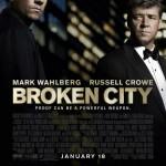 Broken City movie poster