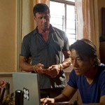 Sly and Sung Kang in Bullet to the Head