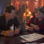 Actors Josh Brolin and Ryan Gosling in Gangster Squad