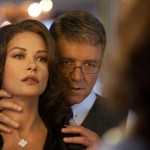 Catherine Zeta-Jones and Russell Crowe in Broken City
