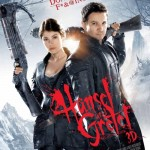 Hansel & Gretel: Witch Hunters movie poster