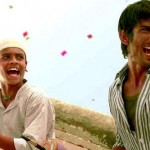 A scene from the movie Kai Po Che