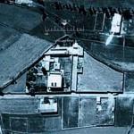 Satellite image of Osama Bin Laden's lair in Abbottobad in Zero Dark Thirty