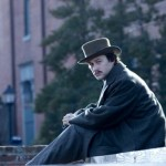 Joseph Gordon-Levitt in the movie Lincoln