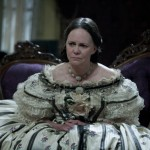 Sally Field as Mrs Lincoln