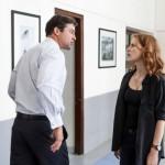 Kyle Chandler and Jessica Chastain in Zero Dark Thirty