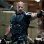 Dwayne Johnson as Roadblock in GI Joe Retaliation