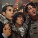 Skylar Astin, Justin Chon and Myles Teller in 21 & Over