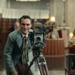 Actor Joaquin Phoenix in the movie The Master