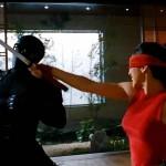 Snake Eyes and Jinx training in GI Joe Retaliation