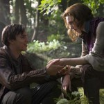 Jack and Jill... ooops, the princess share a moment in Jack The Giant Slayer