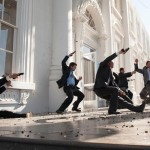 The massacre at the White House begins in Olympus Has Fallen