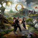 Oz the Great and Powerful movie banner poster