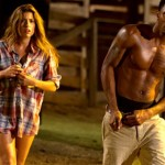 Tania Raymonde and Tremaine Neverson in Texas Chainsaw 3D